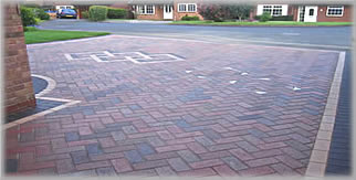 Castleyard Block Paving